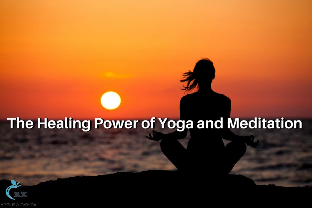Healing Power of Yoga and Meditation