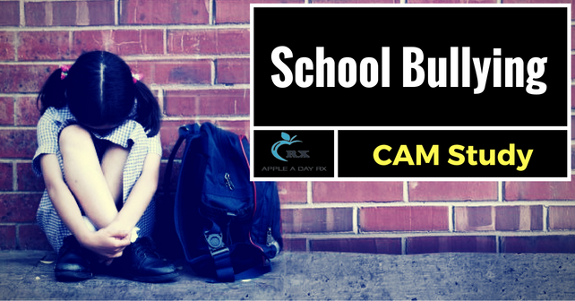 Complementary and Alternative Medicine Study Reveals Further Dangers of School Bullying