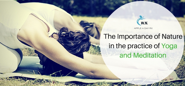 The Importance of Nature in the practice of Yoga and Meditation
