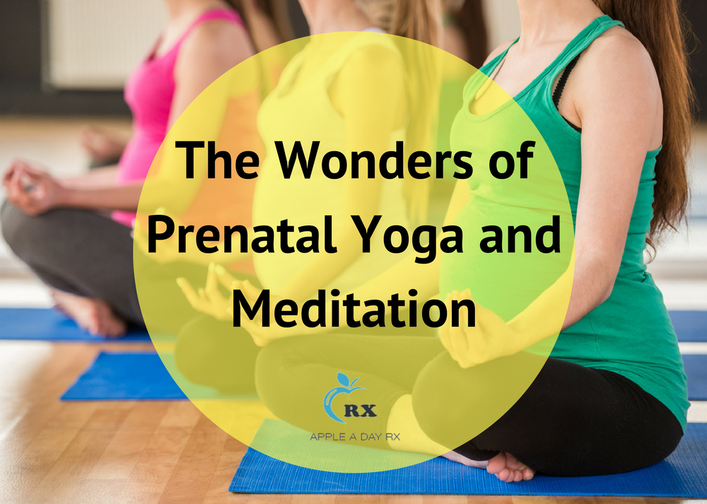 The Wonders of Prenatal Yoga and Meditation